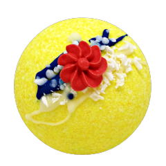 Seaside Wildflowers Fizzy Bath Bomb VEGAN